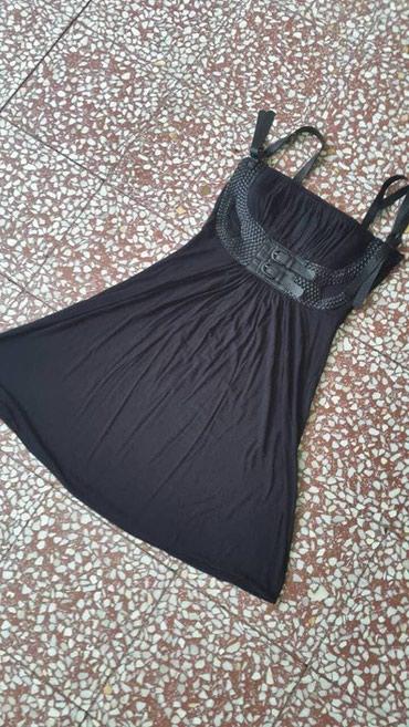 Jennifer Taylor mala crna haljina/tunika - Kikinda