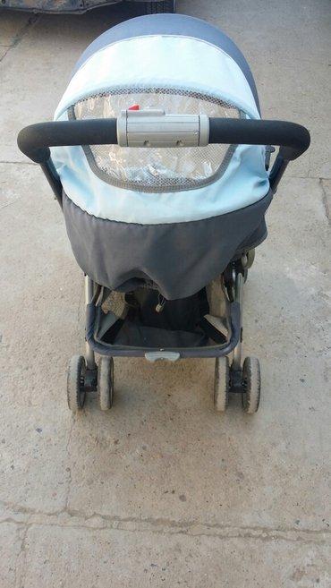 Lazzar kolica, u dobrom stanju, polomljen prednji obruc. - Belgrade