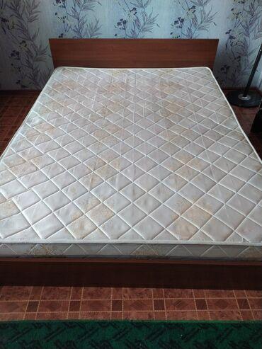 Продам 2-х спальный кровать про-ва Лина(Lina), матрац не просевший в