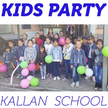 KIDS PARTY 04.05.2019 в Бишкек