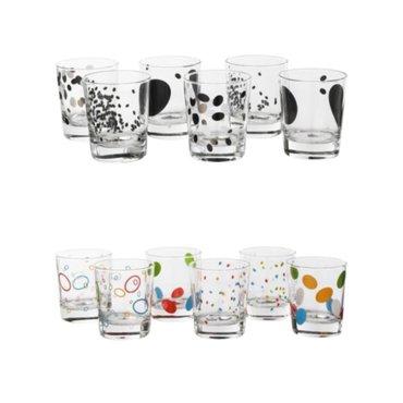 Наборы из 6-ти стаканов от Икеа (2 расцветки). Обьем 230 мл!!! в Лебединовка