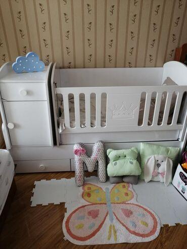 Кровать детская, трансформер. Кровать в идеальном состоянии, но при
