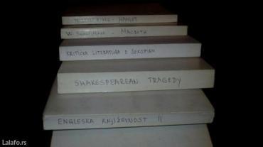 Ukoricene kopije za studente engleskog. sve za 2200  - Kraljevo