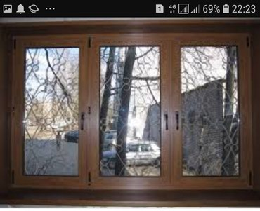 Stolyar kg межкомнатные входные двери бишкек - Кыргызстан: Окна, Двери, Витражи | Ремонт