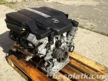 Двигатель,мотор на Мерседес 5.0 113 привозной из Европы