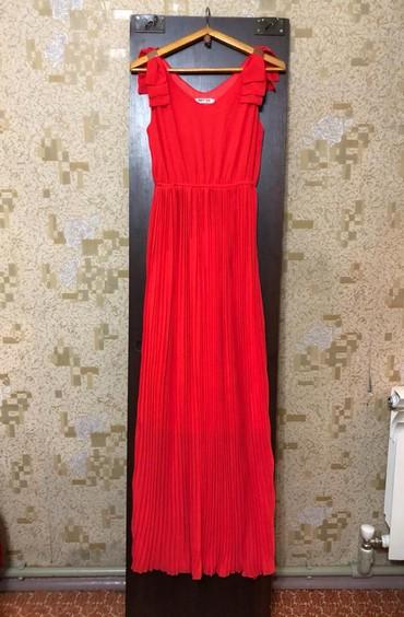 Женская одежда в Тамчы: Платье,новое,размер s,600 сом