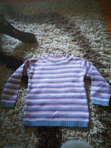 Lep džemper za devojčicu od12 do18 meseci novo - Novi Sad
