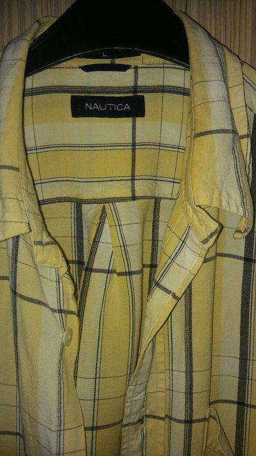 38a535c4e4f8 Nautica λινη πουκαμισα μεταχειρισμενη for 10 EUR in Αθήνα  Aνδρικών ...