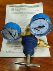 плита чугунная в Кыргызстан: Кислородный регулятор давления (РЕДУКТОР) баллонный одноступенчатый