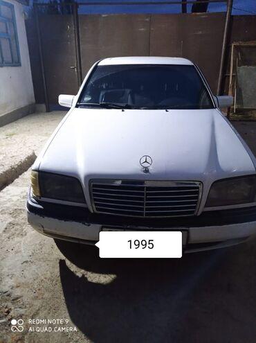 Транспорт - Кызыл-Суу: Mercedes-Benz C 200 2 л. 1995