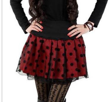 Коротенькая юбка, новая, размер 46-48, поможет стройным красоткам