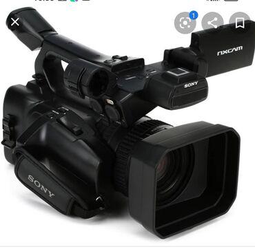 Видеокамеры qihan - Кыргызстан: Срочно в связи с закрытием ресторана продаю видеокамеру nx 100. Led