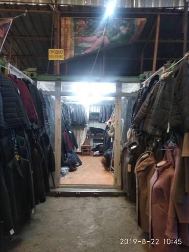 Магазины - Кыргызстан: Продаю контейнер на рынке Дордой. 20 тонн. Проход Кербен1. Вход