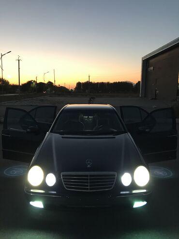 mercedes e в Кыргызстан: Mercedes-Benz E 320 3.2 л. 2001   243000 км