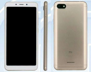 Bakı şəhərində Xiaomi Redmi 6A 16GB, Gold