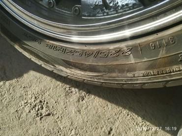 миноксидил цена в худжанде в Кыргызстан: Продаю диски R 18 с шинами. Разбалтовка универсальная. Стояли на