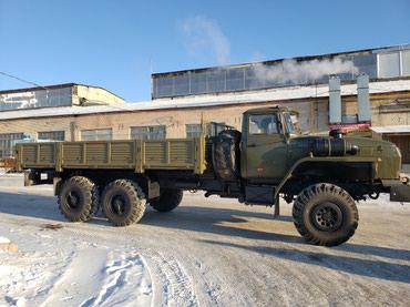 Урал 4320-0911-40 бортовой в отличном в Бишкек