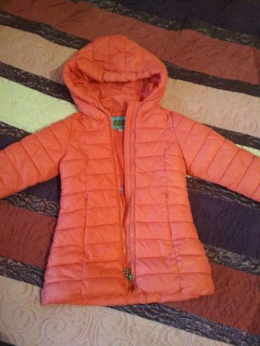 Куртка деми, состояние хорошее, на возраст 2-3г. на худенькую. в Бишкек