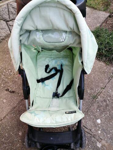 Kolica za bebe i decu | Kragujevac: 1000dinara! Kolica za bebe od prvog dana, loreli bertoni, u bledo zele
