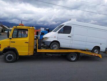 Услуги - Балыкчы: Эвакуатор   С частичной погрузкой Балыкчы