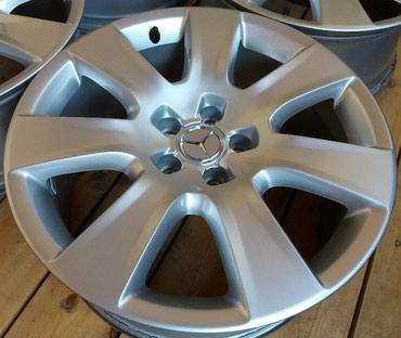 Новые диски R18 для Mercedes W203. W210. W240. W211. W220. W221. W222