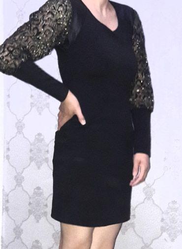Платья турецкая размер  l  почти новая в Бишкек