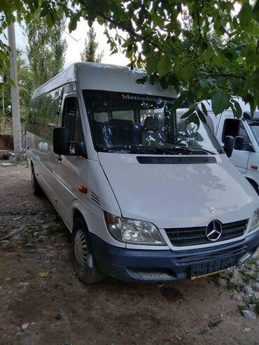 купить бус в рассрочку в Кыргызстан: Mercedes-Benz Sprinter 2.2 л. 2005 | 250000 км