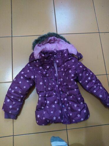 Skoro nova jakna iz Svajcerske vel 104 za uzrast 3,4 god.preslatka