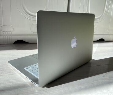MacBook AIR 2018SSD - 128GRAM - 4GВ идеальном состоянии. Брали в