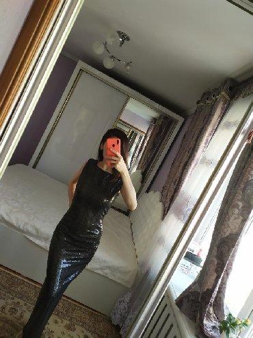 юбка в паетках в Кыргызстан: Платье вечернее в паетках, размер М. На рост до 163 см. Цена 600 сом