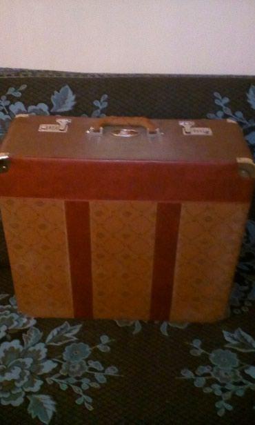 | Backa Topola: Kofer Exclusive Line dim.57x52x20 cm sa šifrom,odličan