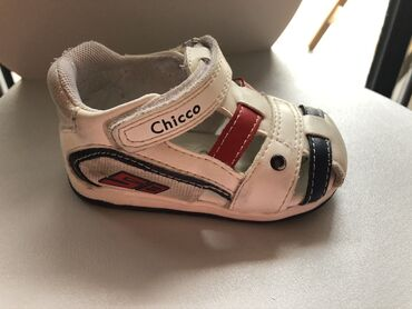 Decija obuca - Srbija: Chicco dečije muške sandale broj