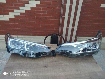 faralar - Azərbaycan: Toyota Corolla ön faralar