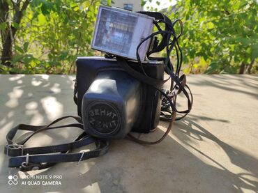 рабочий фотоаппарат в Кыргызстан: Продаю полностью рабочий фотоаппарат Зенит( Zenit) С чехлом и со