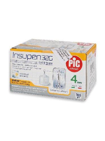 Иглы для инсулина/шприц-ручек Иглы Insupen 4,5,6,8 G32Состав