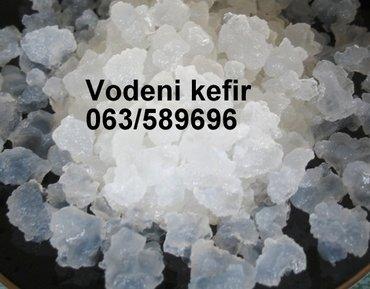 Japanski kristali, za pravljenje 2 Litra vodenog kefira. - Futog