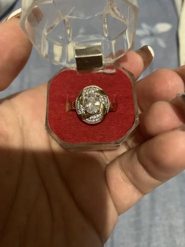 Кольцо бижутерия, очень красивое, не темнеет, не чернеет, не белеет
