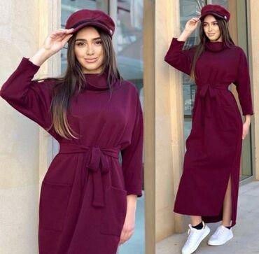 Dress Sərbəst biçimli 9Fashion Woman 3XL