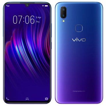 Vivo - Azərbaycan: Vivo V11iMarka: Vivo Model: V11i Əməliyyat sistemi: Funtouch OS 4.5
