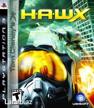 """Bakı şəhərində """"h. A. W. X. """" ps3 oyunu"""