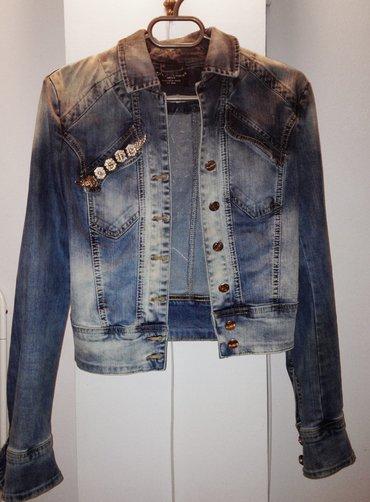 Teksas jakna, dishe jeans-milano, vel. M. - Beograd