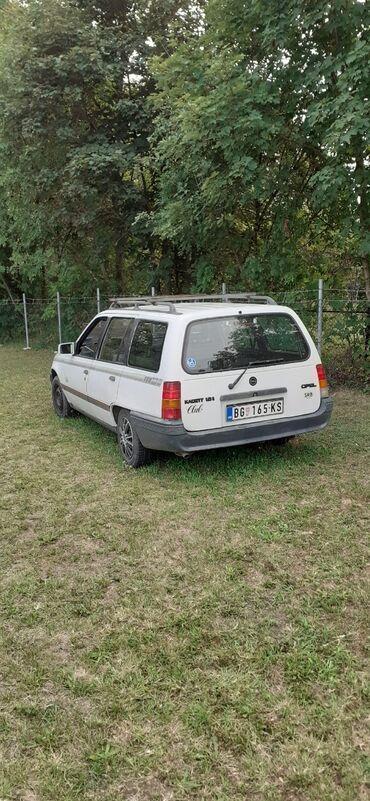 Opel kadet - Srbija: Opel Kadett 1.6 l. 1991 | 215000 km