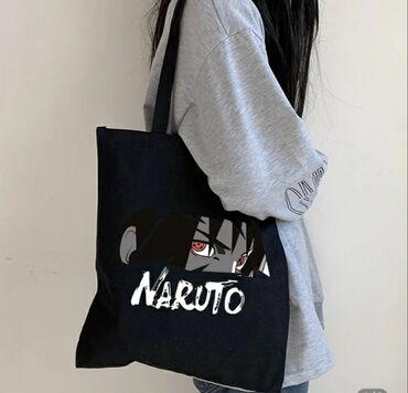 Аниме шопер по аниме Наруто.Цена 450.Новый