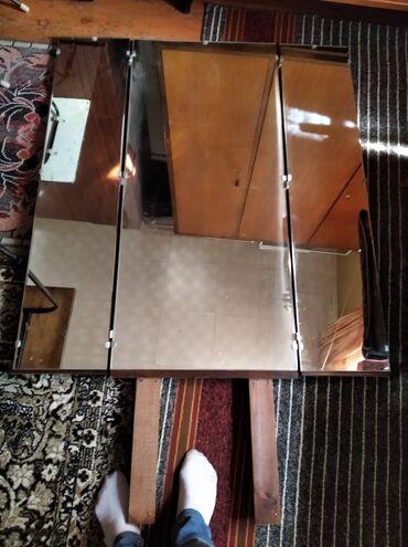 Декор для дома - Кара-Балта: Продаю трильяж только зеркало!в отличном состоянииГород