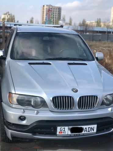 BMW X5 M 2002 в Бишкек