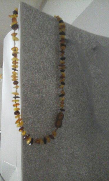 Ogrlica od cilibara - Svilajnac