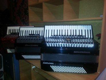 Продаётся аккордеоны немецкие в Ош