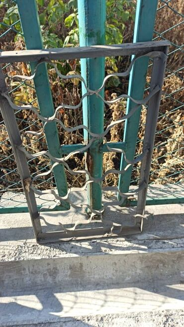 Сетка в уголку советская  Размер ширина 40, длина 70