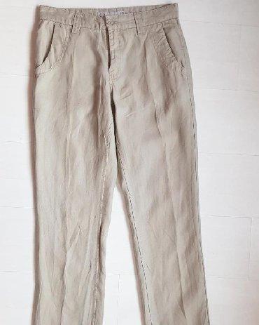 Zenski-kaputovo-vremecine-c-a - Srbija: Pantalone lanene c&A