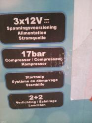 Prodajem startere/bustere 12v 4/1 startovanje,reflektor. Kompresor 18 - Kragujevac